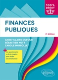 Sébastien Kott et Carole Moniolle - Finances publiques.