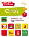 Christine Euler - Chinois en images avec exercices ludiques apprendre et réviser les mots de base.