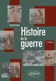 David Cumin - Histoire de la guerre.