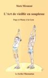 Marie Miramont - L'art de vieillir en souplesse - Papy et mamy à la gym.