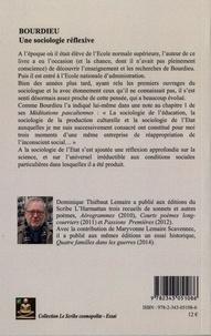 Bourdieu. Une sociologie réflexive