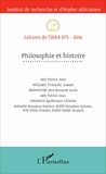 IREA - Cahiers de l'IREA N° 5, 2016 : Philosophie et histoire.