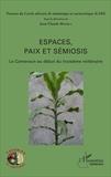 Jean-Claude Mbarga - Espaces, paix et sémiosis - Le Cameroun au début du troisième millénaire.