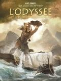 Luc Ferry et Clotilde Bruneau - L'odyssée Tome 1 : La colère de Poséidon.