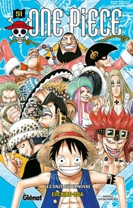 Eiichirô Oda - One Piece Tome 51 : Les onze supernovae.
