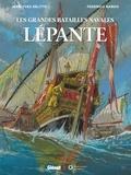 Jean-Yves Delitte et Federico Nardo - Lepante.