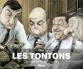 Philippe Chanoinat et Charles Da Costa - Les tontons éparpillés façon puzzle.