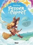 David Revoy - Pepper et Carrot Tome 1 : Potions d'envol.