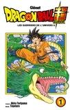 Akira Toriyama et  Toyotaro - Dragon Ball Super Tome 1 : Les guerriers de l'univers 6.