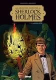 Philippe Chanoinat et Frédéric Marniquet - Les archives secrètes de Sherlock Holmes Tome 3 : Les adorateurs de Kâli.