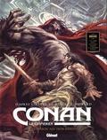 Patrice Louinet et Paolo Martinello - Conan le Cimmérien Tome 10 : La maison aux trois bandits - Avec un cahier bonus de 10 pages réservé à la première édition.