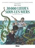 Fabrizio Lo Bianco et Francesco Lo Storto - Vingt mille lieues sous les mers - Les grands classiques de la littérature en BD.