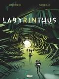 Christophe Bec et Fabrice Neaud - Labyrinthus Tome 2 : La machine.