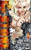 Riichiro Inagaki et  Boichi - Dr Stone Tome 1 : Stine World.