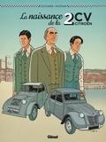 Vincent Dugomier et Olivier Wozniak - La naissance de la 2CV Citroën.