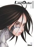 Yukito Kishiro - Gunnm Last Order Tome 1 : Edition originale.