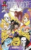 Eiichirô Oda - One Piece Tome 88 : Lionne.