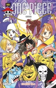 Eiichirô Oda - One Piece Tome 88 : .