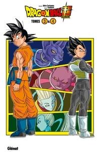 Akira Toriyama et  Toyotaro - Dragon Ball Super Tomes 3 et 4 : .