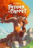 David Revoy - Pepper et Carrot Tomes 1 et 2 : Coffret en 2 volumes - Potions d'envol ; Les sorcières de Chaosah.