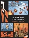 Mr Fab et  Dobbs - Rendez-vous avec X Tome 2 : La Baie des cochons - Cuba, 1961.