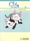 Konami Kanata et Natsume Kinoko - Chi mon chaton Tome 2 : .