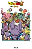 Akira Toriyama et  Toyotaro - Dragon Ball Super  : Coffret en 2 volumes - Tome 7, Début du tournoi pour la survie de l'univers ! ; Tome 8, Prémices de l'éveil de Son Goku.