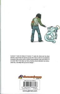 Dragon Ball Super Tome 9 Conclusion et dénouement