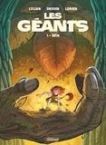 Lylian et Paul Drouin - Les géants Tome 1 : Erin - Avec 6 marque-pages.