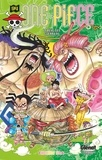 Eiichirô Oda - One Piece Tome 94 : Le rêve des guerriers.