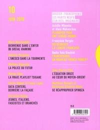 Revue du crieur N° 10, juin 2018 Décoloniser la langue française