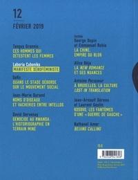 Revue du crieur N° 12 Enquêtes sur les idées et la culture