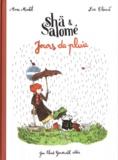 Shä et Salomé : jours de pluie / Anne Montel, Loïc Clément | Montel, Anne. Illustrateur