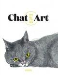Angus Hyland et Caroline Roberts - Chat 100% Art.
