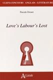 Pascale Drouet - Love's Labour's Lost.