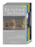Joseph Méry et Alfred de Musset - Le voyage en Italie - Coffret en 3 volumes : Rome ; Venise ; Le Syndrome du voyageur.