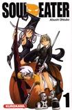 Atsushi Ohkubo - Soul Eater Tome 1 : .