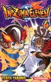 Tenya Yabuno - Inazuma Eleven Tome 4 : .
