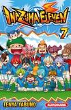 Tenya Yabuno - Inazuma Eleven Tome 7 : .