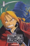 Hiromu Arakawa - Fullmetal Alchemist Tomes 1-2-3 : Volume 1.