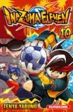 Tenya Yabuno - Inazuma Eleven Tome 10 : .