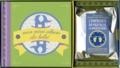Editions 365 - Mon mini album de bébé - avec de la pâte à modeler qui durcit à l'air pour réaliser l'empreinte du pied ou de la main de ébbé.