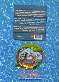 Cahier de vacances pour adultes  Edition 2019