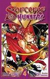 Satoru Akahori - Sorcerer Hunters Tome 4 : .