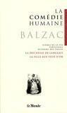 Honoré de Balzac - La Comédie humaine Tome 8 : La duchesse de Langeais ; La fille aux yeux d'or.