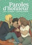 Paroles d'honneur / texte Leïla Slimani   Slimani, Leïla (1981-....). Auteur. Adaptateur