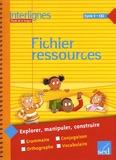 Catherine Castera et Marielle Gastellier - Etude de la langue CE2 Cycle 3 Interlignes - Fichier ressources.