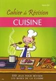 Marie Joly - Cuisine - Cahier de révision.