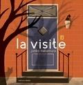 La visite / Sans texte, illustrations de Junko Nakamura | Nakamura, Junko. Auteur. Illustrateur