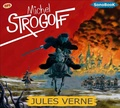 Jules Verne - Michel Strogoff. 1 CD audio MP3